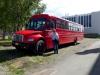 ...rot und Bus...