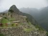 Machu Picchu, der Regen kommt...