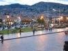 Cusco am Abend