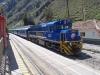 Der Zug nach Machu Picchu - außen