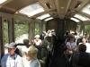 Der Zug nach Machu Picchu - und innen