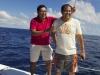 Vladimir und Umberto, unser Reiseleiter und der Chauffeur sind auch dabei