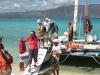 Ausflug mit dem Katamaran zur Inselgruppe Coronados