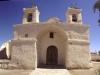 Auf der Fahrt von San Pedro de Atacama über Chiu Chiu (älteste Kirche Chiles) nach Antofagasta