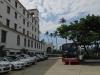 Hotel Caribe - Parkplatz unter karibischen Palmen