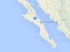 Die Gruppe ist immer noch auf der Halbinsel Baja California...