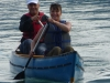 Paddeln auf dem Muncho Lake