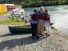 Paddeln auf dem Yukon River
