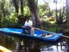 Im Garten von Xochimilco
