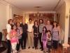 Besuch einer iranischen Familie in Teheran