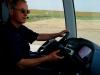 Auf dem Weg von Tashkent nach Almaty