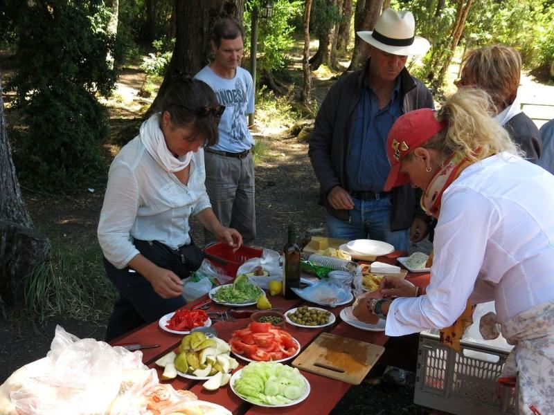 Und noch \'n Picknick (an Heidis Geburtstag)