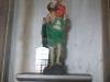 In jeder Kirche: San Cristobal, Schutzpatton der Reisenden (und Hans-Peters Urururururgroßvater)