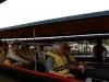 Mit dem Boot geht´s zum Hotel