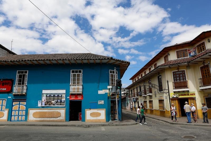 In Loja (Ecuador)