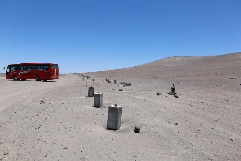 In der Nähe von Iquique