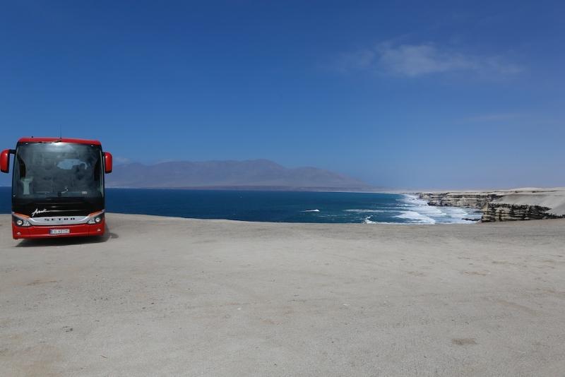 Ausflug in Antofagasta