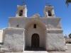 Auf dem Weg nach Antofagasta besichtigen wir eine Kirche