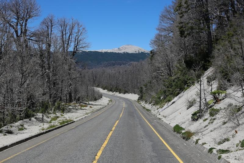 Auf dem Weg nach Bariloche
