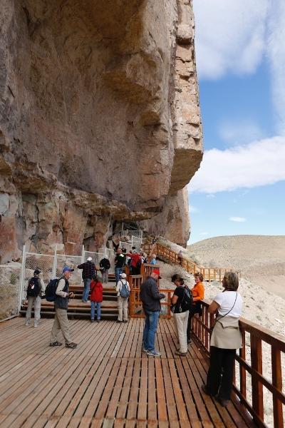 Ausflug zur Cueva de las Manos