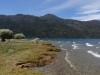 Auf dem Weg nach Esquel - Lago Puelo