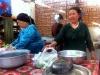 Köchinnen bei der Arbeit
