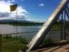 Grenzfluss Panama - Costa-Rica