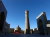06.30 Uhr in Buchara. Abfahrt nach Samarkand