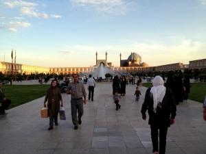 Isfahan , Meydan - e - Emam Platz CS 2