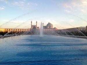 Isfahan , Meydan - e - Emam Platz CS 3