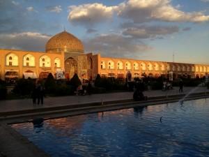 Isfahan , Meydan - e - Emam Platz CS 4