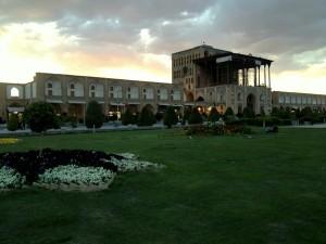 Isfahan , Meydan - e - Emam Platz CS 5