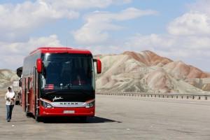 auf dem Weg nach Isfahan AR3